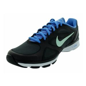Nike Dual Fusion TR Training Shoes Black/Blue